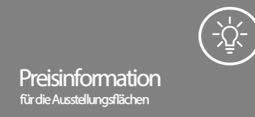 Preisinformationen